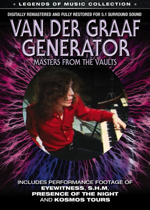 Rent Van Der Graaf Generator: Masters from the Vaults Online DVD Rental