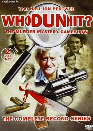 Rent Whodunnit: Series 2 Online DVD Rental