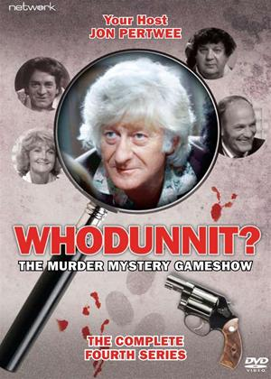 Rent Whodunnit: Series 4 Online DVD Rental