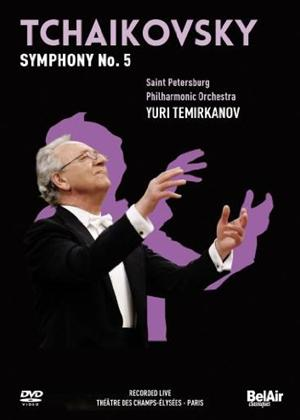 Rent Tchaikovsky: Symphony No. 5 Online DVD Rental