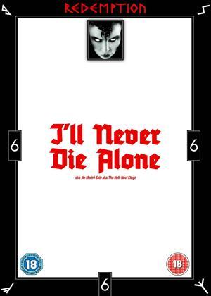 Rent I'll Never Die Alone (aka No Moriré Sola) Online DVD Rental