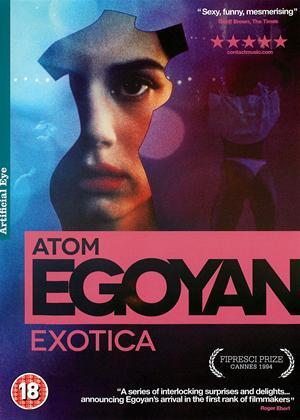 Rent Exotica Online DVD Rental