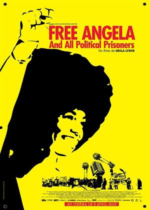 Rent Free Angela and All Political Prisoners Online DVD & Blu-ray Rental