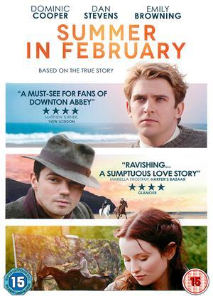 Rent Summer in February Online DVD Rental
