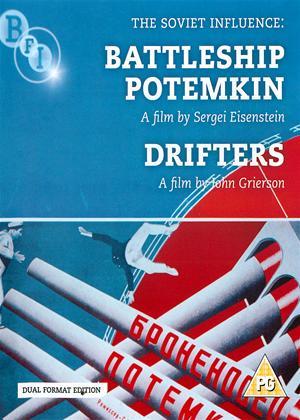Rent Battleship Potemkin/Drifters (aka Bronenosets Potyomkin/Drifters) Online DVD Rental