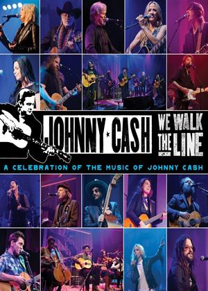 Rent We Walk the Line: A Celebration of the Music of Johnny Cash Online DVD Rental