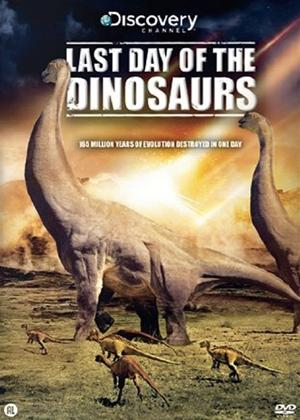 Rent Last Days of the Dinosaurs Online DVD Rental