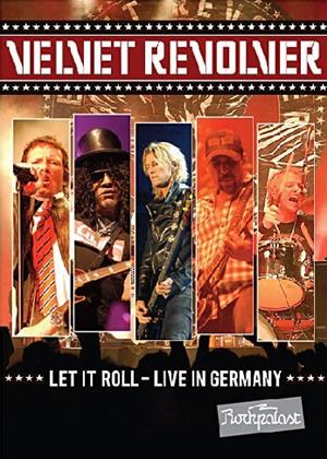 Rent Velvet Revolver: Live in Houston/Let It Roll: Live in Germany Online DVD Rental