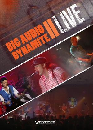Rent Big Audio Dynamite: Live in Concert Online DVD Rental
