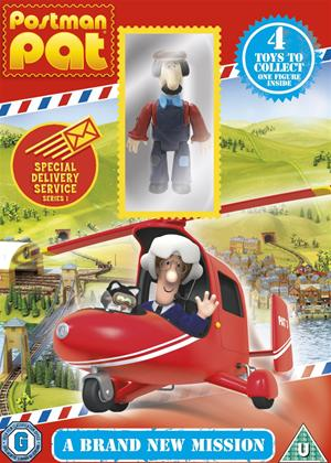 Rent Postman Pat: Special Delivery Service: A Brand New Mission Online DVD Rental