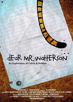 Rent Dear Mr. Watterson Online DVD Rental