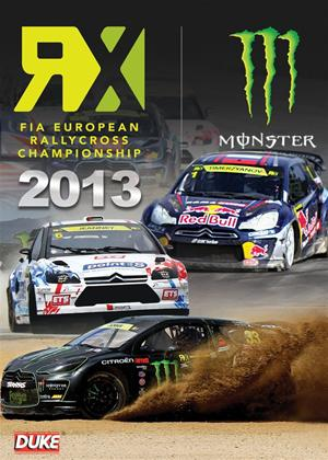 Rent European Rallycross Championship Review: 2013 Online DVD Rental