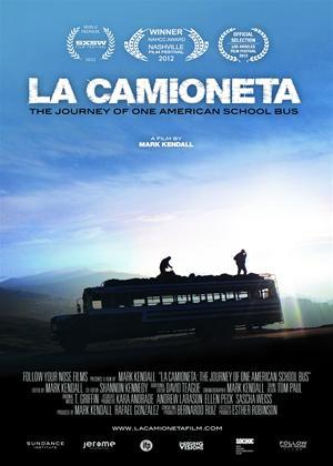 Rent La Camioneta: The Journey of One American School Bus Online DVD Rental