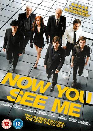 Rent Now You See Me Online DVD Rental