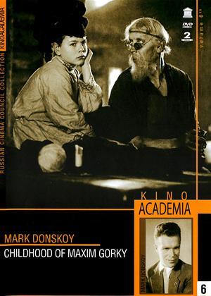 Rent The Childhood of Maxim Gorky (aka Detstvo Gorkogo) Online DVD & Blu-ray Rental