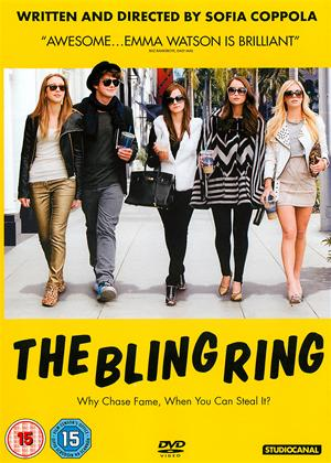 The Bling Ring Online DVD Rental