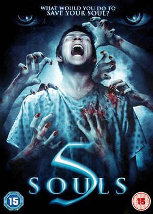 Rent 5 Souls Online DVD Rental