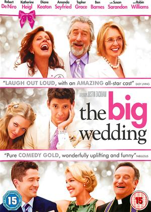 Rent The Big Wedding Online DVD Rental