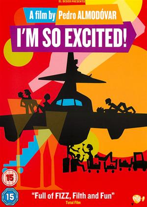 Rent I'm So Excited! (aka Los Amantes Pasajeros) Online DVD Rental