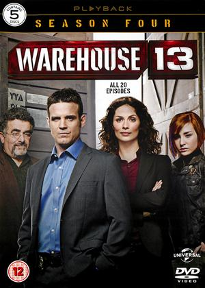 Rent Warehouse 13: Series 4 Online DVD Rental