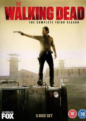 Rent The Walking Dead: Series 3 Online DVD Rental