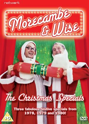 Rent Morecambe and Wise: The Thames Christmas Specials: Vol.1 Online DVD Rental