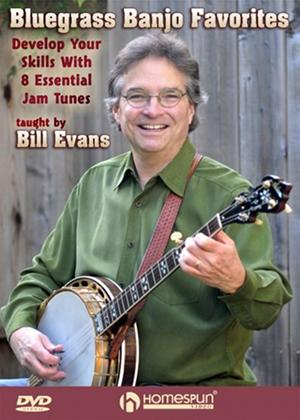 Rent Bill Evans: Bluegrass Banjo Favourites Online DVD Rental
