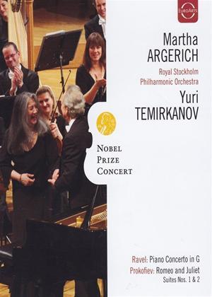 Rent Nobel Prize Concert: 2009 Royal Stockholm Philharmonic Online DVD Rental