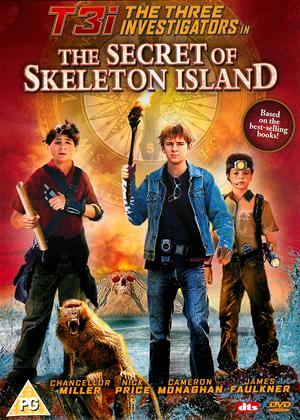 The Secret of Skeleton Island (The Three Investigators Mysteries #6)