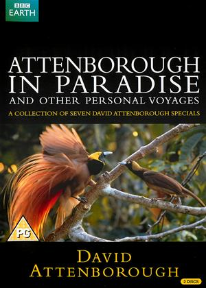 Rent David Attenborough: Attenborough in Paradise and Other Personal Voyages Online DVD Rental