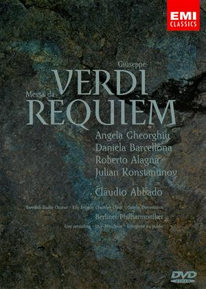 Rent Giuseppe Verdi: Messa da Requiem (Abbado) Online DVD Rental