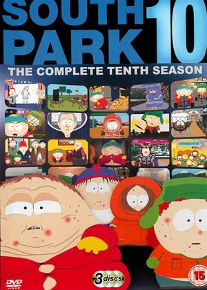 Rent South Park: Series 10 Online DVD Rental