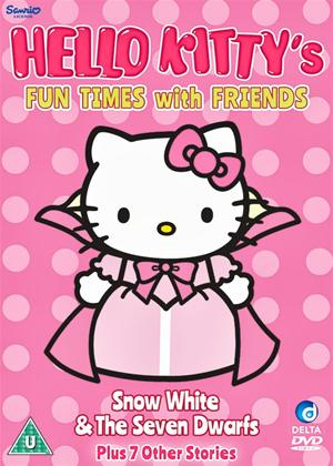 Rent Hello Kitty's Fun Times with Friends: Snow White and the Seven Dwarfs Online DVD Rental