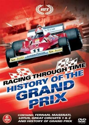 Rent History of the Grand Prix Online DVD Rental
