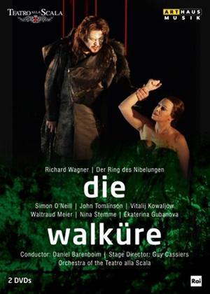Rent Die Walküre: Teatro Alla Scala (Barenboim) Online DVD Rental