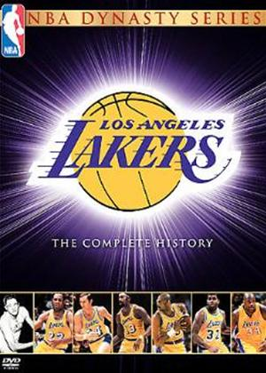 Rent NBA Dynasty Series: Los Angeles Lakers: The Complete History Online DVD Rental
