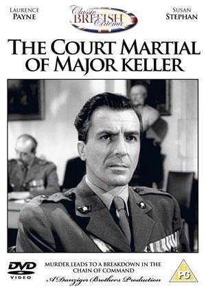 Rent The Court Martial of Major Keller Online DVD Rental