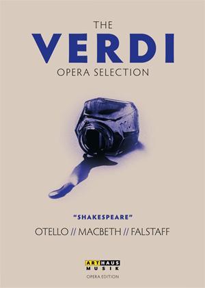 Rent Verdi Shakespeare Opera Selection Online DVD Rental