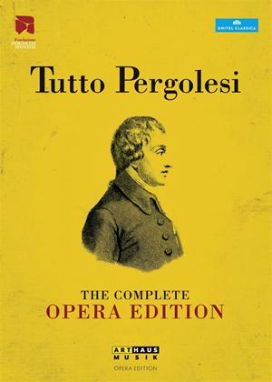 Rent Pergolesi: Complete Opera Edition Online DVD Rental