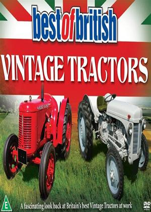 Rent Best of British Vintage Tractors Online DVD Rental