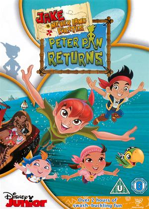 Rent Jake and the Never Land Pirates: Peter Pan Returns Online DVD Rental
