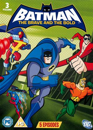 Rent Batman: The Brave and the Bold: Vol.3 Online DVD Rental