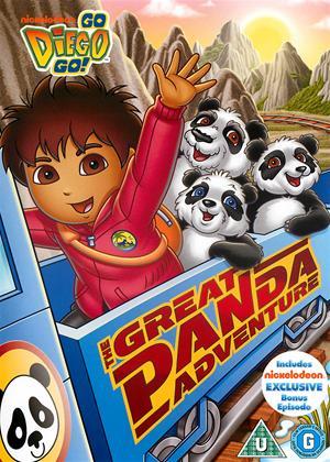 Rent Go Diego Go!: The Great Panda Adventure Online DVD Rental