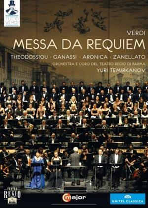 Rent Verdi: Messa Da Requiem (Termirkanov) Online DVD Rental