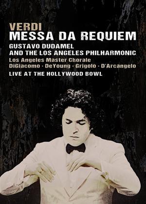 Rent Verdi: Messa Da Requiem (Dudamel) Online DVD Rental