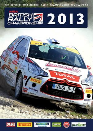 Rent British Rally Championship Review: 2013 Online DVD Rental