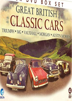 Rent Great British Classic Cars Online DVD Rental