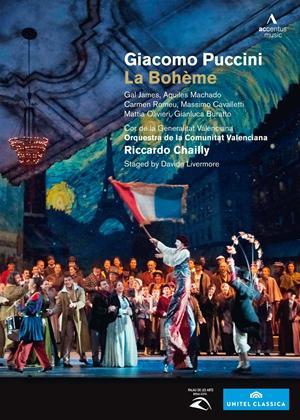 Rent La Bohème: Palau De Les Arts Reina Sofia (Chailly) Online DVD Rental