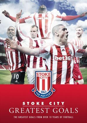 Rent Stoke City: 200 Premier League Goals Online DVD Rental