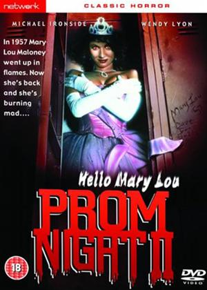 Rent Prom Night 2: Hello Mary Lou Online DVD Rental